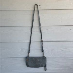 Blue Nordstrom purse